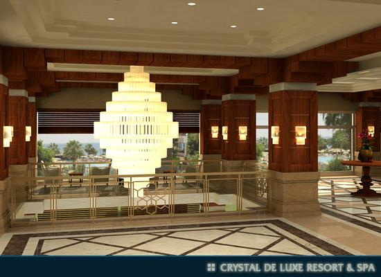 Crystal De Luxe  Hotels Resorts & Spa